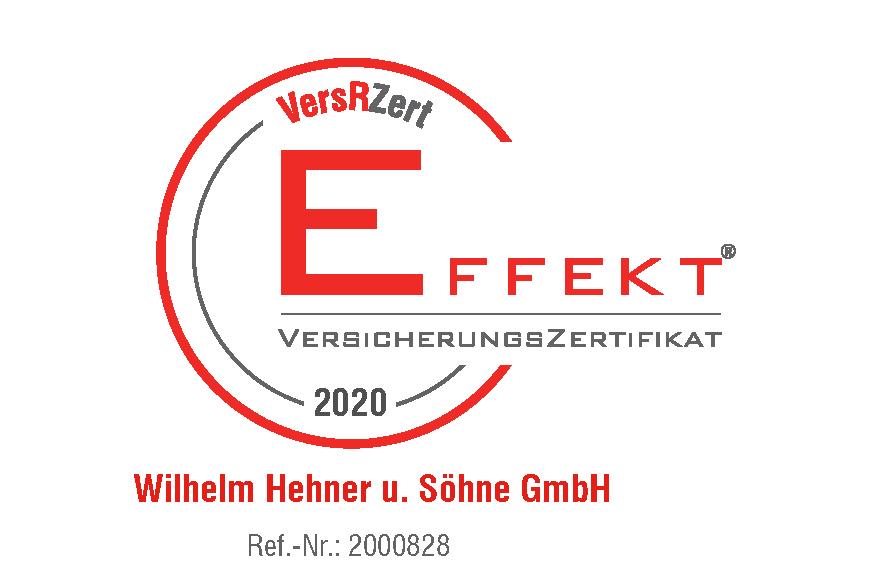 EFFEKT-VersRZert-Formular