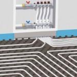 Fußbodenheizung Oventrop